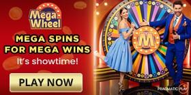 Live Casino Mega Wheel