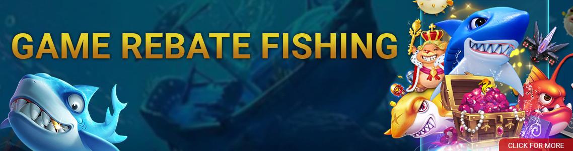 GAME REBATE FISHING