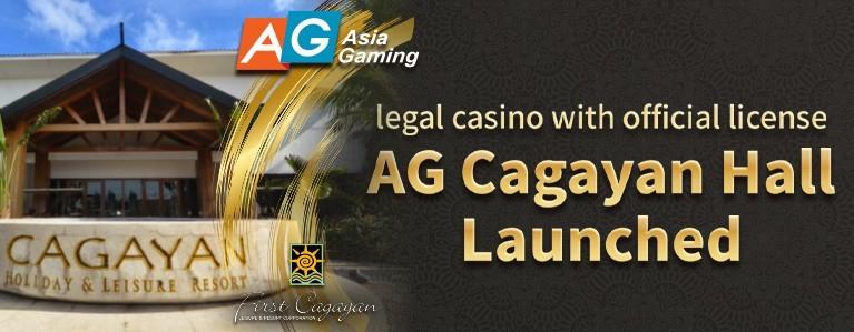 AG Cagayan Hall
